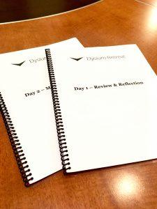 Elysium Retreat Booklets